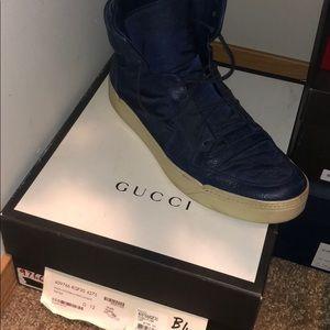 """Gucci """"New Basketball"""" Shoe"""